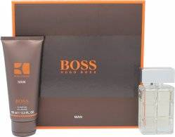 Boss Hugo Boss Orange Man Gift Set 40ml EDT + 100ml Shower Gel