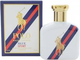 Ralph Lauren Polo Blue Sport Eau de Toilette 75ml Spray