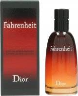 Christian Dior Fahrenheit Aftershave 50ml Splash