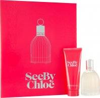 Chloe See By Chloe Gift Set 50ml EDP + 75ml Body Lotion
