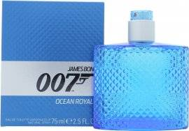 James Bond 007 Ocean Royale Eau de Toilette 75ml Spray