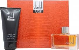 Dunhill Pursuit Gift Set 75ml EDT Spray + 150ml Aftershave Balm