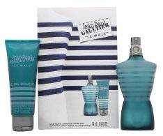 Jean Paul Gaultier Le Male Lahjasetti 125ml EDT + 75ml All-Over Suihkugeeli