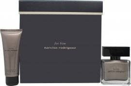 Rodriguez Narciso Rodriguez for Him Lahjasetti 50ml EDP + 75ml All-Over Suihkugeeli