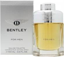 Bentley For Men Eau de Toilette 100ml Spray