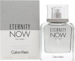 Calvin Klein Eternity Now For Men Eau de Toilette 50ml Spray