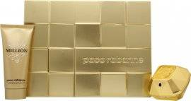 Paco Rabanne Lady Million Gift Set 50ml EDP + 100ml Body Lotion