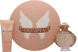 Paco Rabanne Olympea Gift Set 50ml EDP + 6ml EDP + 75ml Body Lotion