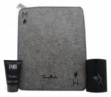 Thierry Mugler A*Men Gift Set 50ml EDT Spray + 50ml Shower Gel + iPad Case