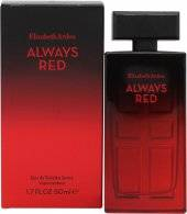 Elizabeth Arden Always Red Eau de Toilette 50ml Suihke