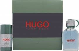 Boss Hugo Boss Hugo Gift Set 75ml EDT + 75ml Deodorant Stick