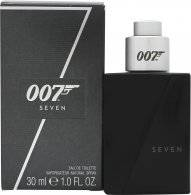 James Bond 007 Seven Eau de Toilette 30ml Spray