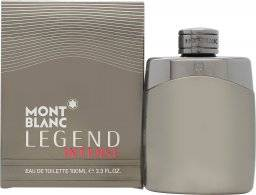 Mont Blanc Legend Intense Eau de Toilette 100ml Spray