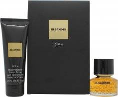 Jil Sander No. 4 Gift Set 30ml EDP + 75ml Body Lotion