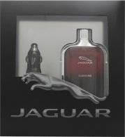Jaguar Classic Red Gift Set 100ml EDT + USB Car Charger