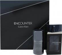 Calvin Klein Encounter Gift Set 100ml EDT + 75ml Deodorant Stick