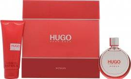 Boss Hugo Boss Hugo Gift Set 30ml EDP + 4.5ml Nail Polish in Red