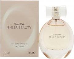 Calvin Klein Sheer Beauty Eau de Toilette 30ml Suihke