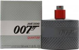 James Bond 007 Quantum Eau de Toilette 50ml Spray