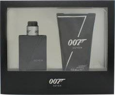 James Bond 007 Seven Gift Set 50ml EDT + 150ml Shower Gel