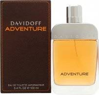 Davidoff Adventure Eau de Toilette 100ml Suihke