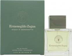 Ermenegildo Zegna Acqua di Bergamotto Eau de Toilette 100ml Spray