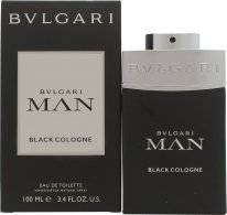 Bvlgari Man Black Cologne Eau de Toilette 100ml Spray
