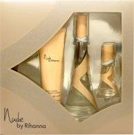 Rihanna Nude Gift Set 15ml EDP + 100ml Body Lotion