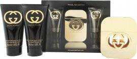 Gucci Guilty for Her Gift Set 50ml EDT + 50ml Body Lotion + 50ml Shower Gel