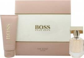 Boss Hugo Boss The Scent for Her Gift Set 30ml EDP + 100ml Body Lotion
