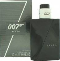 James Bond 007 Seven Eau de Toilette 50ml Spray