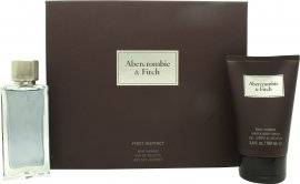 Abercrombie & Fitch First Instinct Gift Set 50ml EDT + 100ml Body Wash