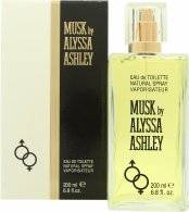 Alyssa Ashley Musk Eau de Toilette 200ml Spray