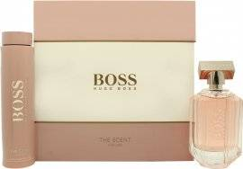 Boss Hugo Boss The Scent for Her Gift Set 100ml EDP + 200ml Body Lotion