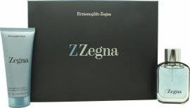Ermenegildo Zegna Z Zegna Gift Set 50ml EDT + 100ml Hair & Body Wash