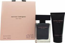 Rodriguez Narciso Rodriguez For Her Gift Set 30ml EDT + 50ml Body Lotion