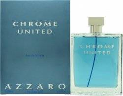 Azzaro Chrome United Eau de Toilette 200ml Spray
