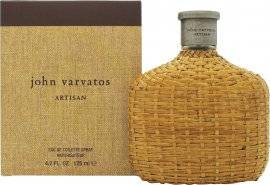 John Varvatos Artisan Eau de Toilette 125ml Spray