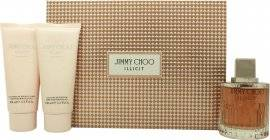 Jimmy Choo Illicit Gift Set 100ml EDP + 100ml Body Lotion + 100ml Shower Gel