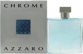 Azzaro Chrome Eau de Toilette 100ml Suihke