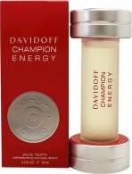 Davidoff Champion Energy Eau de Toilette 90ml Suihke