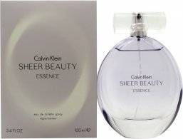 Calvin Klein Sheer Beauty Essence Eau De Toilette 100ml Spray