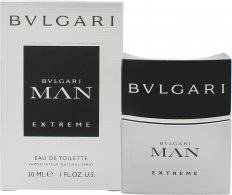 Bvlgari Man Extreme Eau de Toilette 30ml Spray