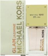 Michael Kors Glam Jasmine Eau de Parfum 30ml Spray