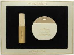 Michael Buble By Invitation Gift Set 30ml EDP + 150ml Body Lotion