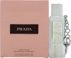 Prada Gift Set 10ml EDP Purse Spray + 2 x 10ml EDP Refill