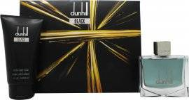 Dunhill Black Gift Set 100ml EDT + 150ml Aftershave Balm