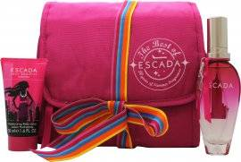 Escada Sexy Graffiti Gift Set 50ml EDT + 50 Body Lotion + Bag