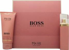 Boss Hugo Boss Boss Ma Vie Gift Set 50ml EDP + 100ml Body Lotion