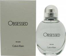 Calvin Klein Obsessed for Men Eau de Toilette 75ml Spray
